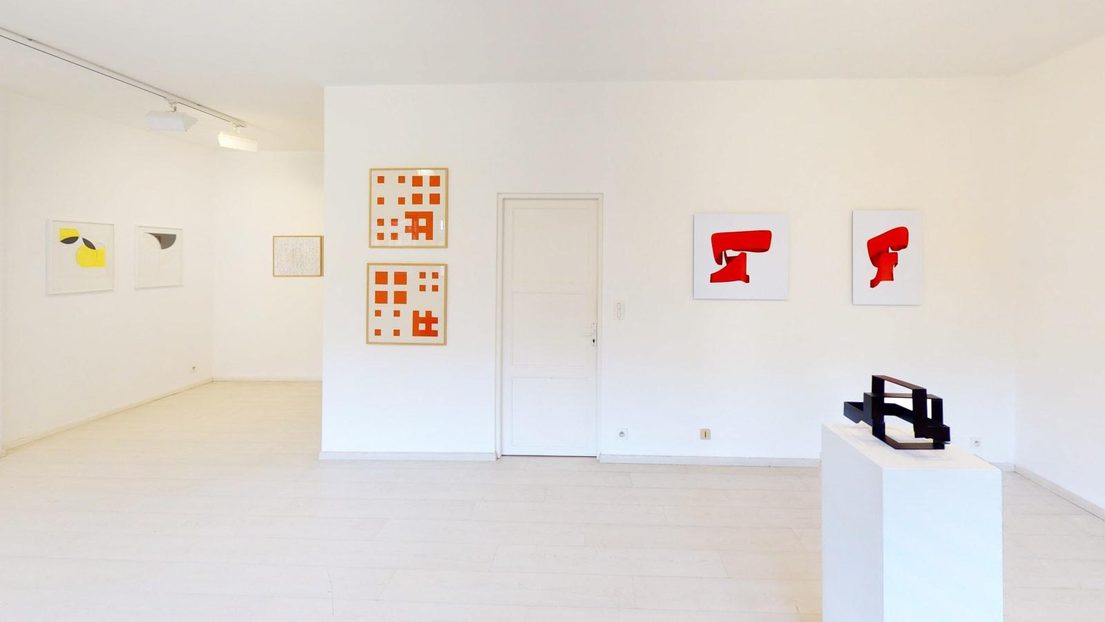 Galerie Cour du 42 rue d'Antrain à Rennes