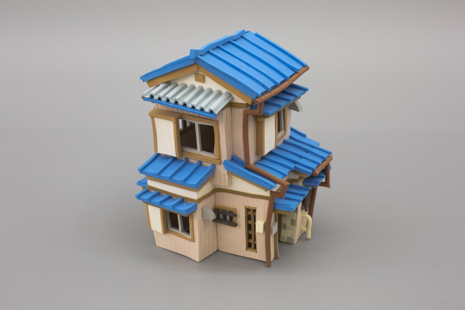 SHINCHIKA (Rinshiro Fujiki), untitled, 2006-2008, colored clay, size variable
