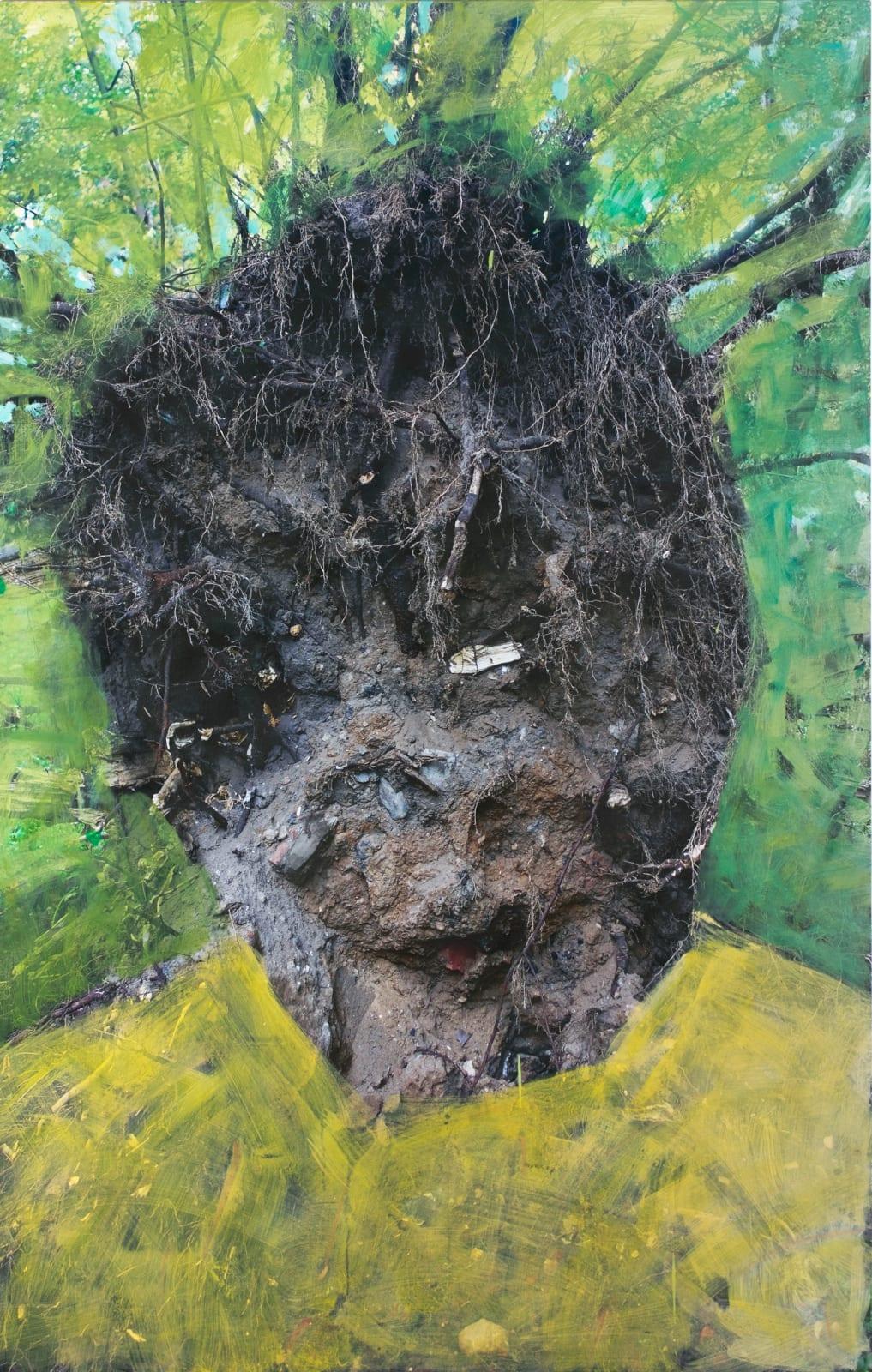 Sergey Bratkov Boy Stump, 2017