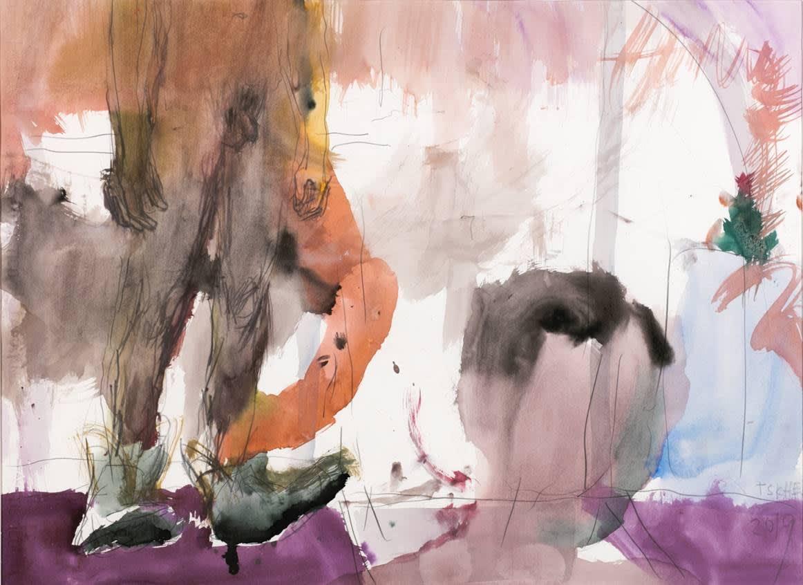 Leonid Tskhe Untitled, 2019