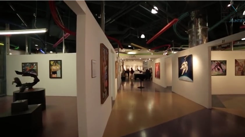 The Southern Nevada Museum of Fine Arts