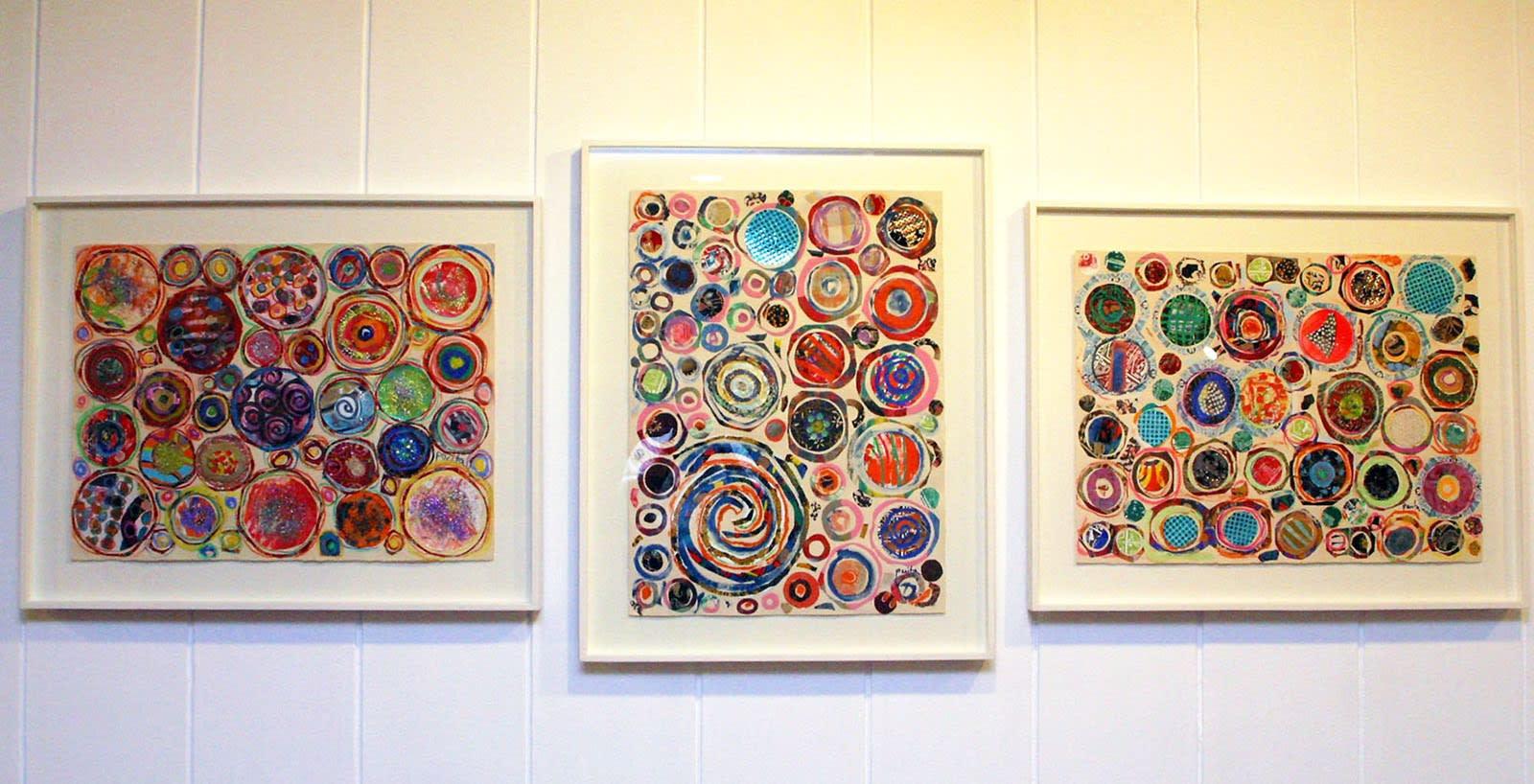 Pacita Abad: Circles in My Mind