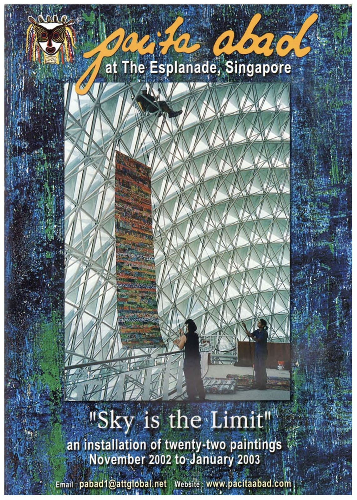 Pacita Abad: The Sky is the Limit