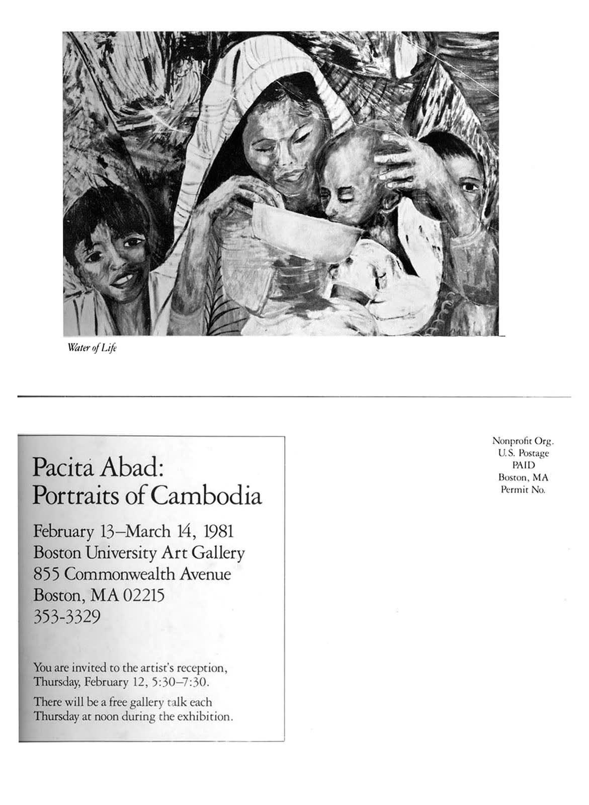 Pacita Abad: Portraits of Cambodia