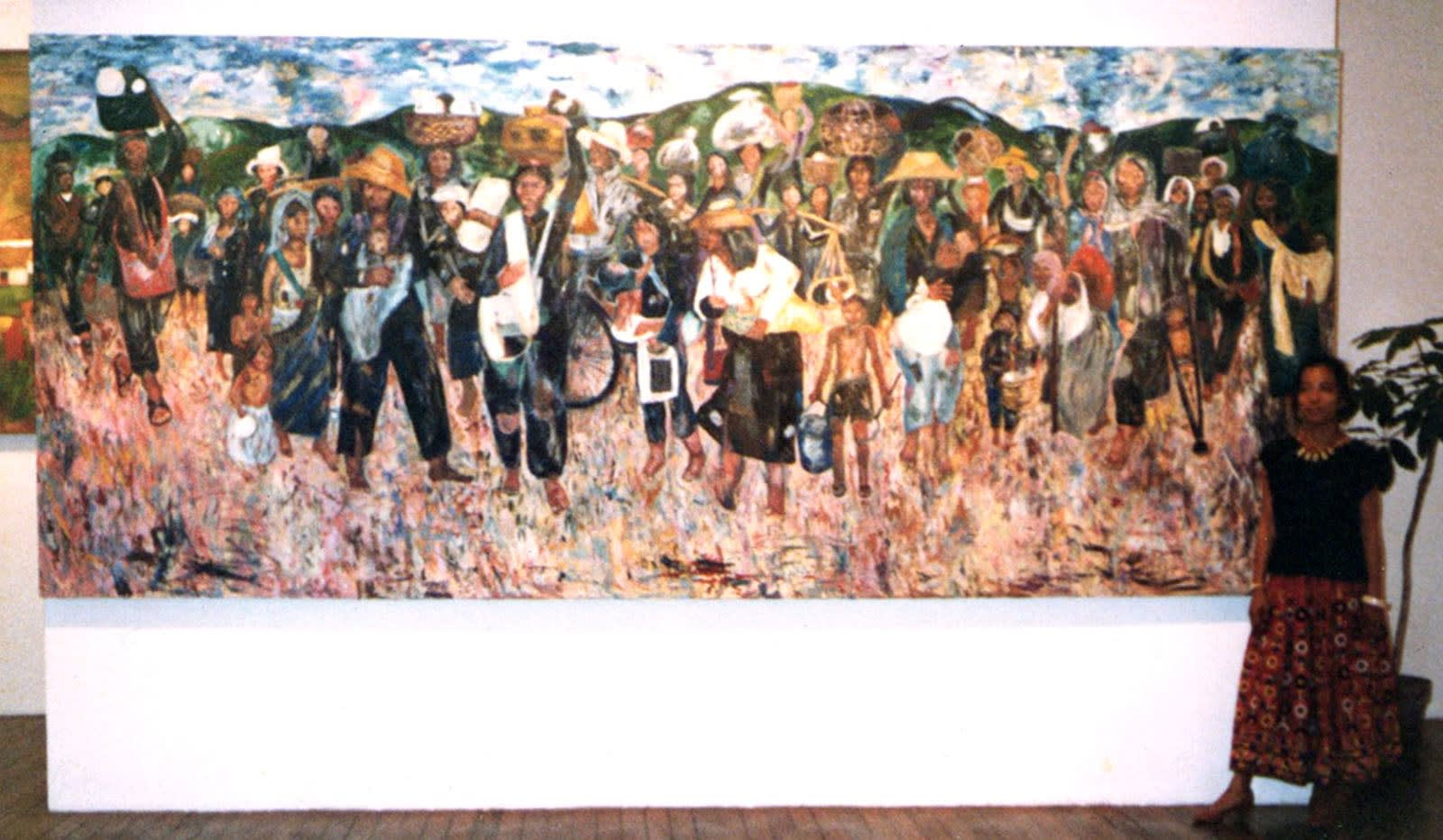 Pacita Abad: A Philippine Painter Looks at the World