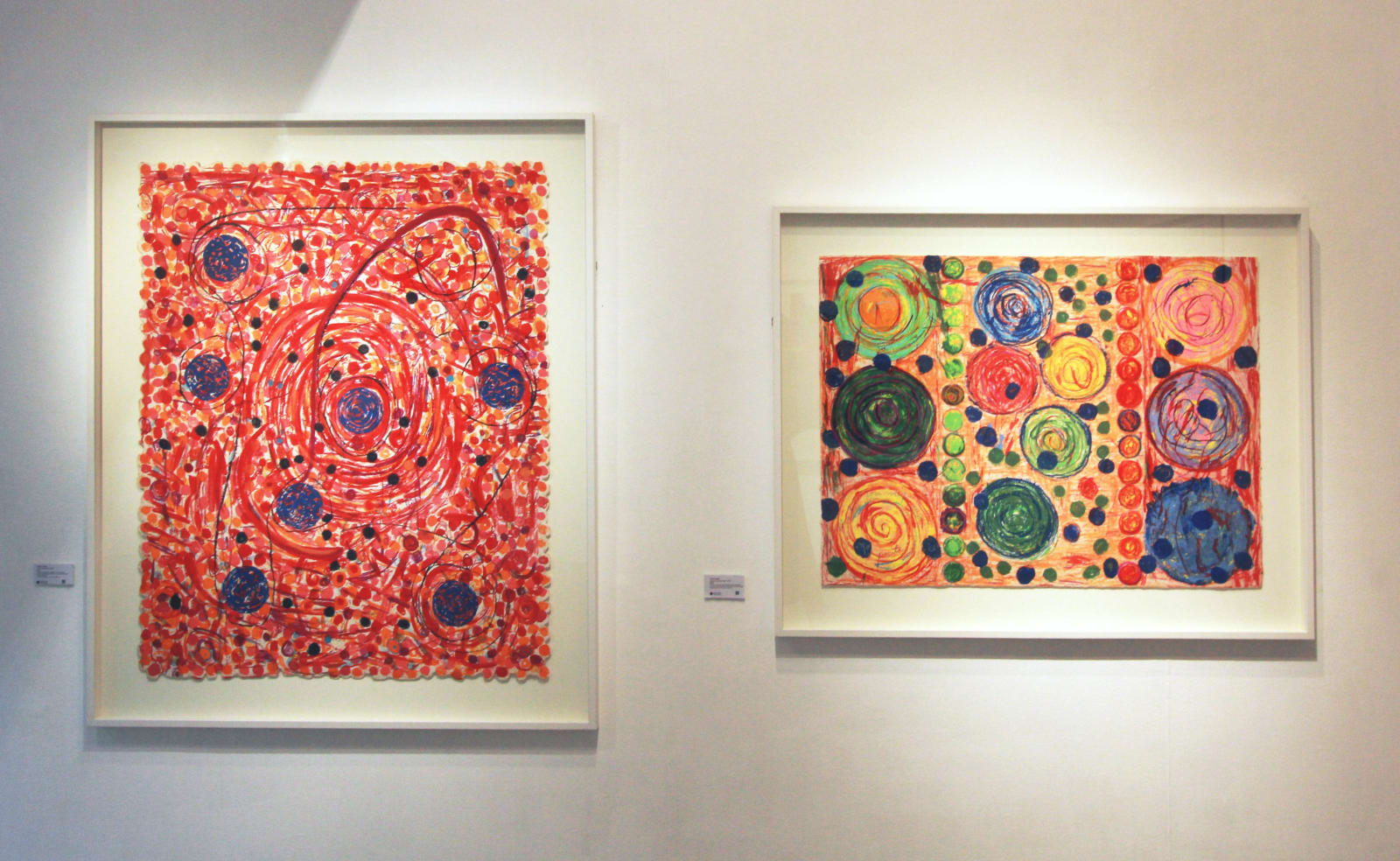 Revisiting Circles in My Mind by Pacita Abad