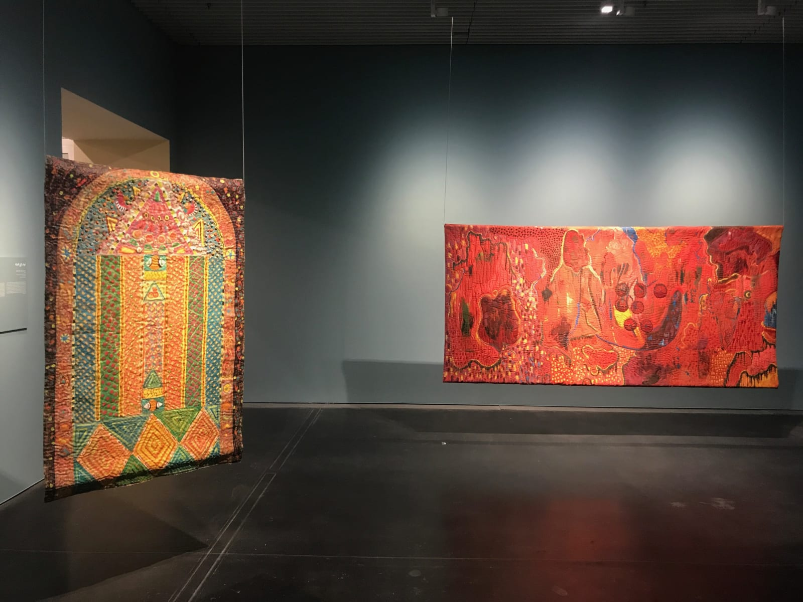 Pacita Abad: I Thought the Streets were Paved with Gold   Jameel Arts Centre, Dubai