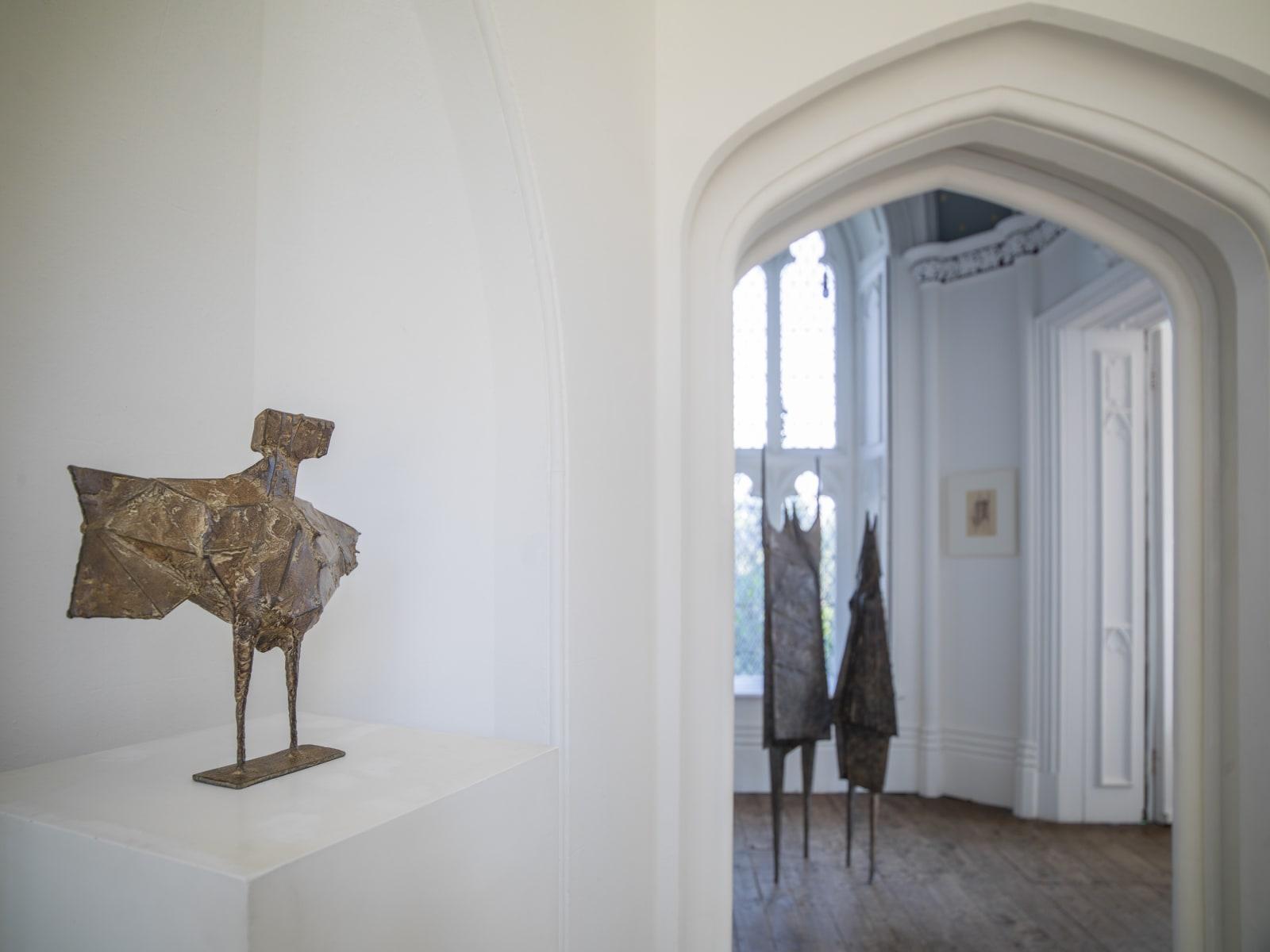 Lynn Chadwick: At Home