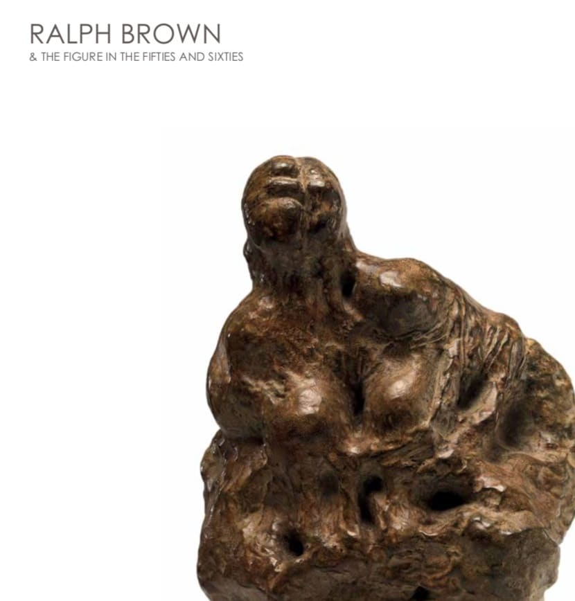 Ralph Brown & the Figure in the Fifties and Sixties