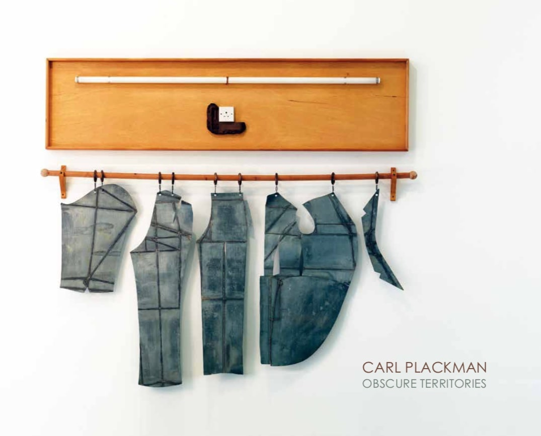 Carl Plackman Obscure Territories