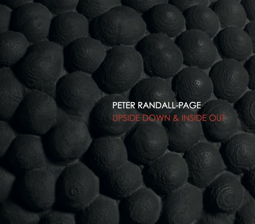 Peter Randall-Page Upside Down and Inside Out