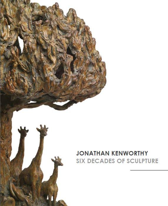 Jonathan Kenworthy Six Decades of Sculpture