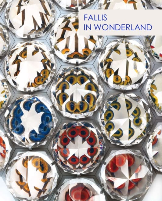 Fallis in Wonderland An Exhibition of Works bu Pangolin London Sculptor in Residence Abigail Fallis
