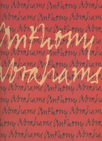 Anthony Abrahams Sculpture and Graphic Works