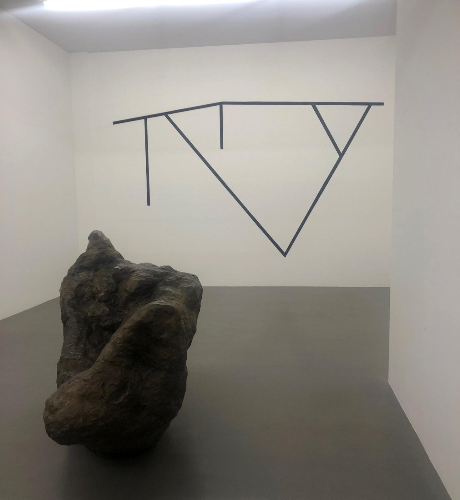 Current exhibition at Buchmann Galerie