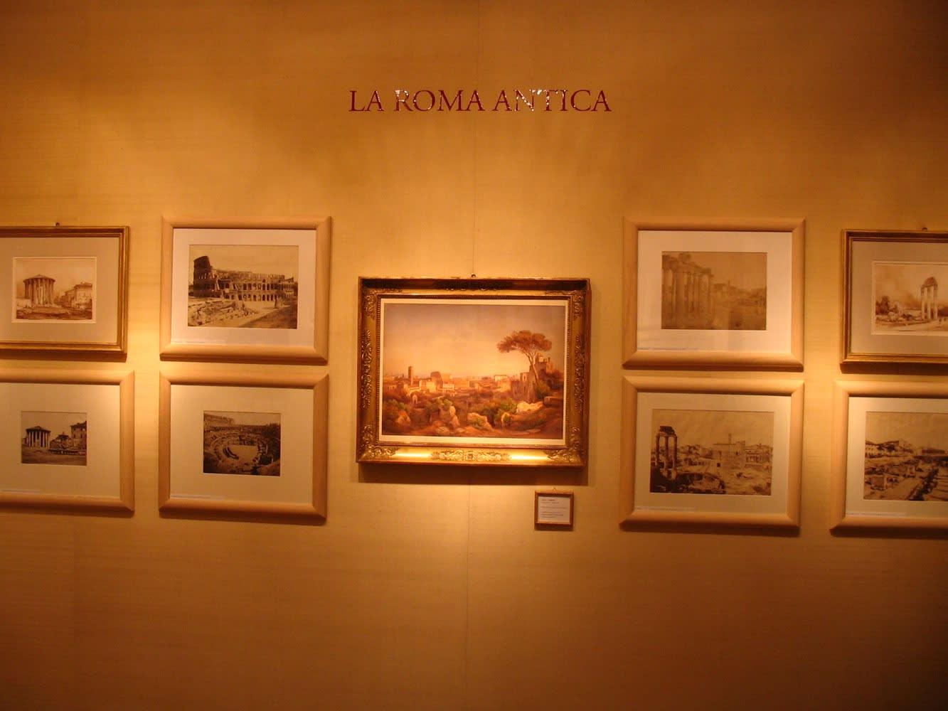 Roma vista dai pittori - fotografi della seconda metà del XIX secolo