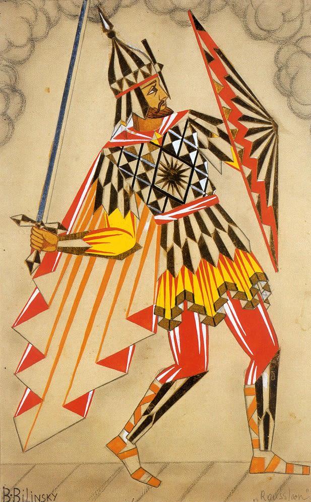 Djagilev e Les Ballets Russes