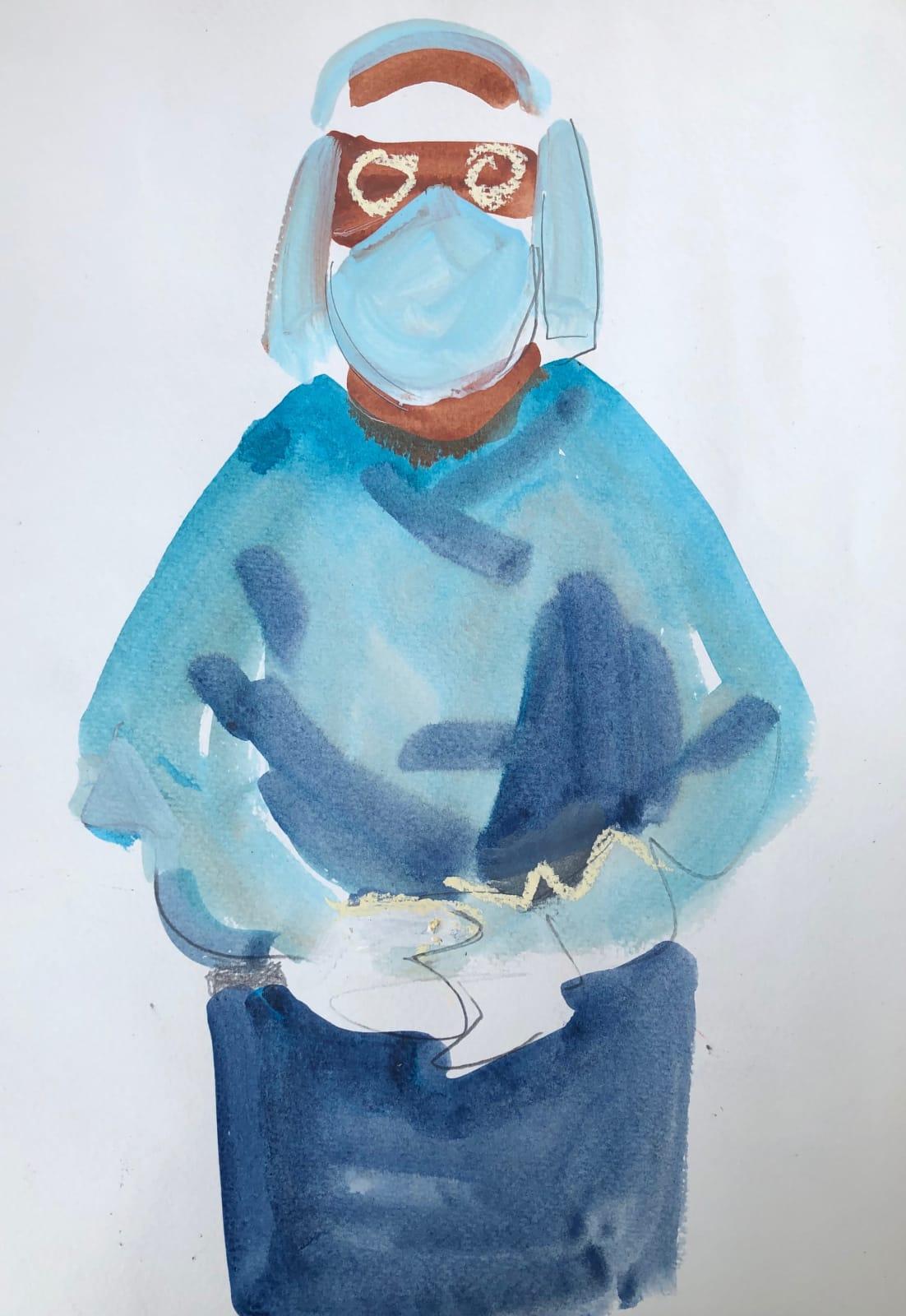 Blue Nurse 18