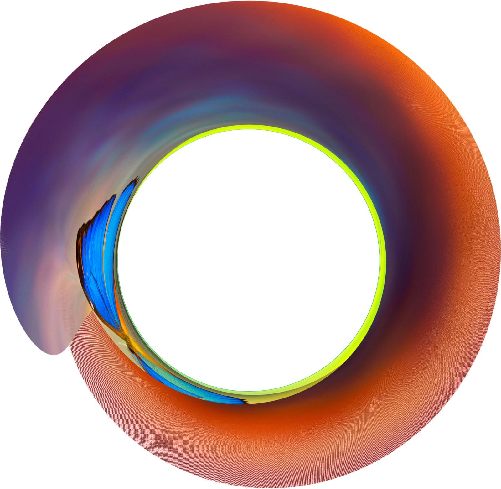 Opal Spiral, 2021