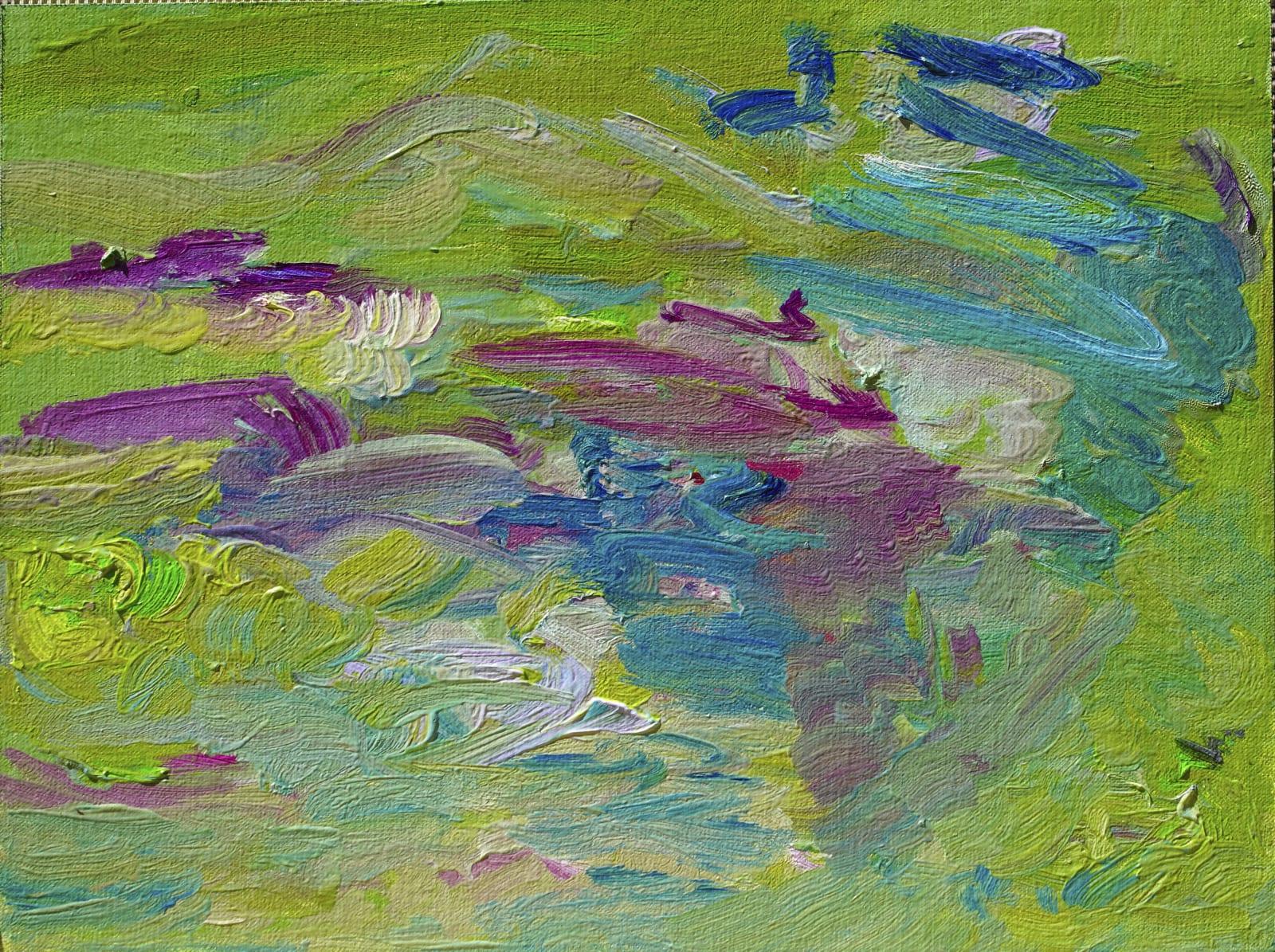 Pamela Davis Kivelson, #83 Chartreuse Transgressions, 2020