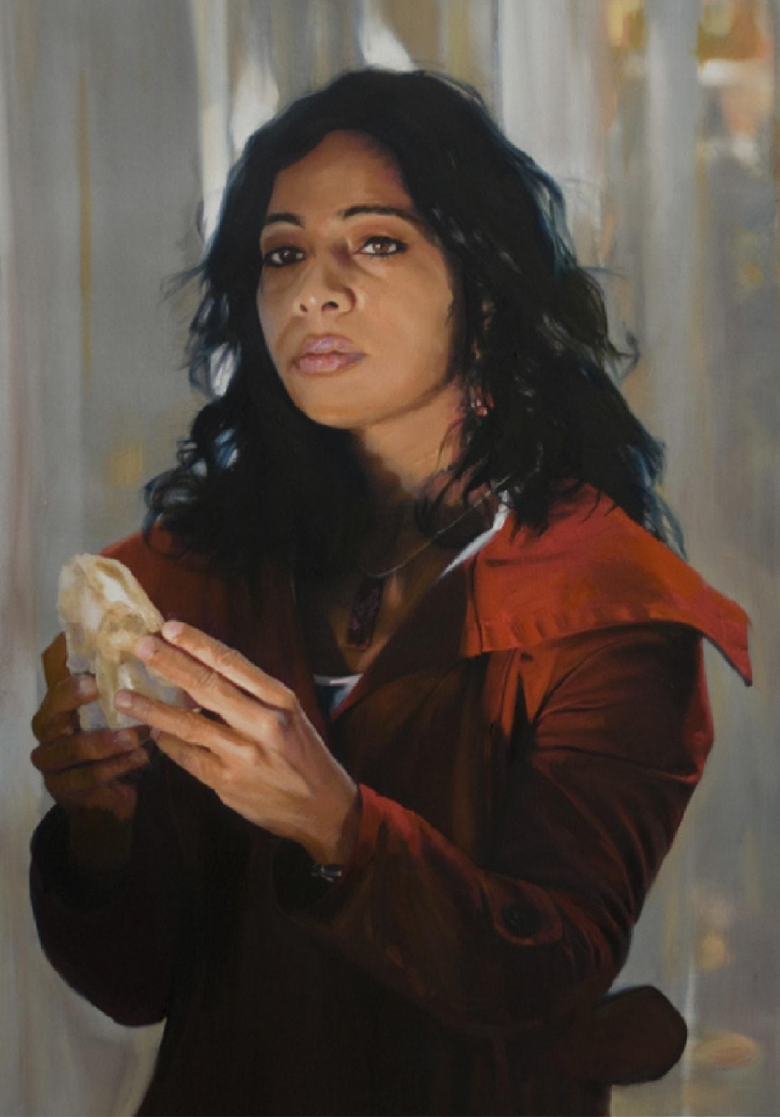 Pamela Davis Kivelson, #49 Compassion/ Sara Kache, 2014