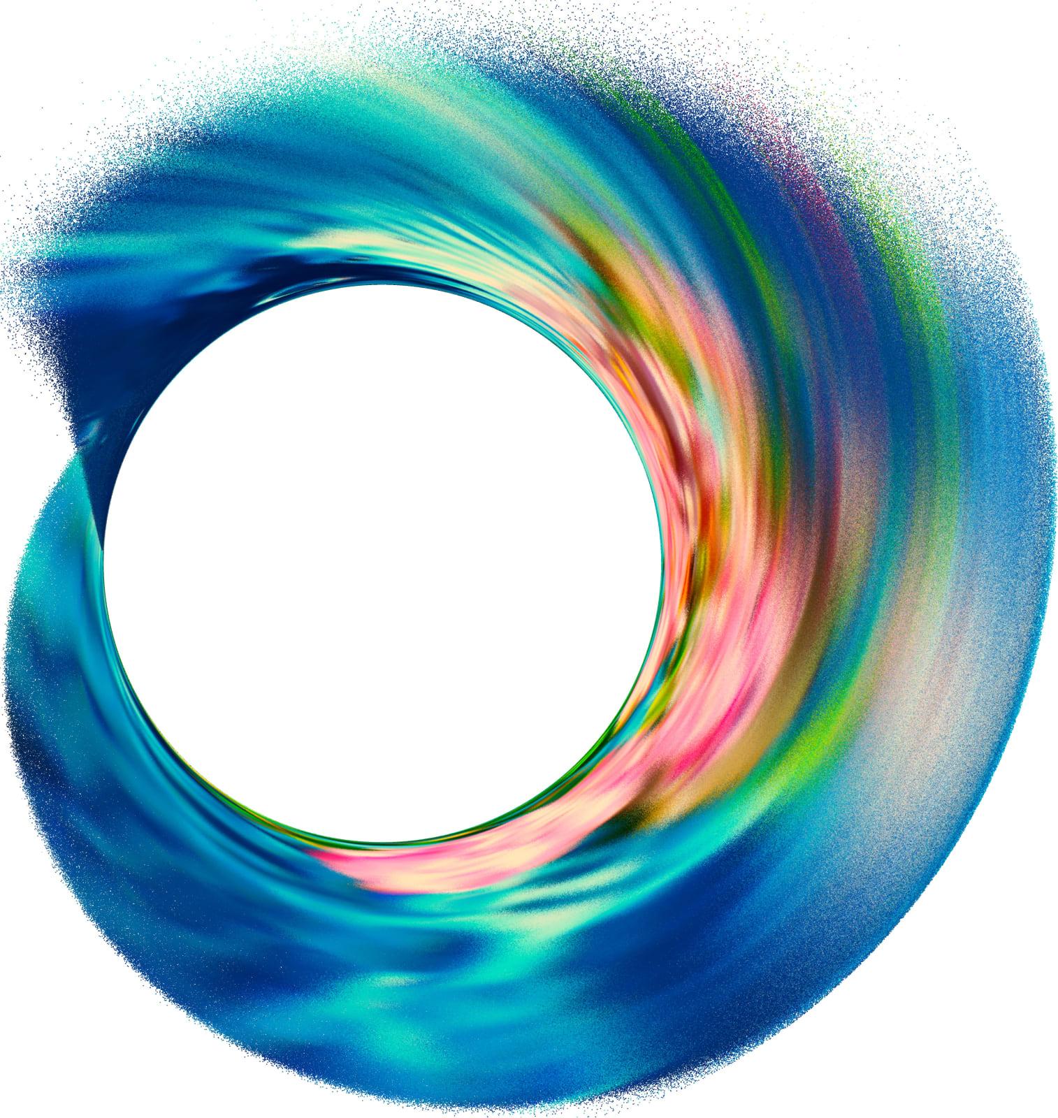 Water Spiral, 2021