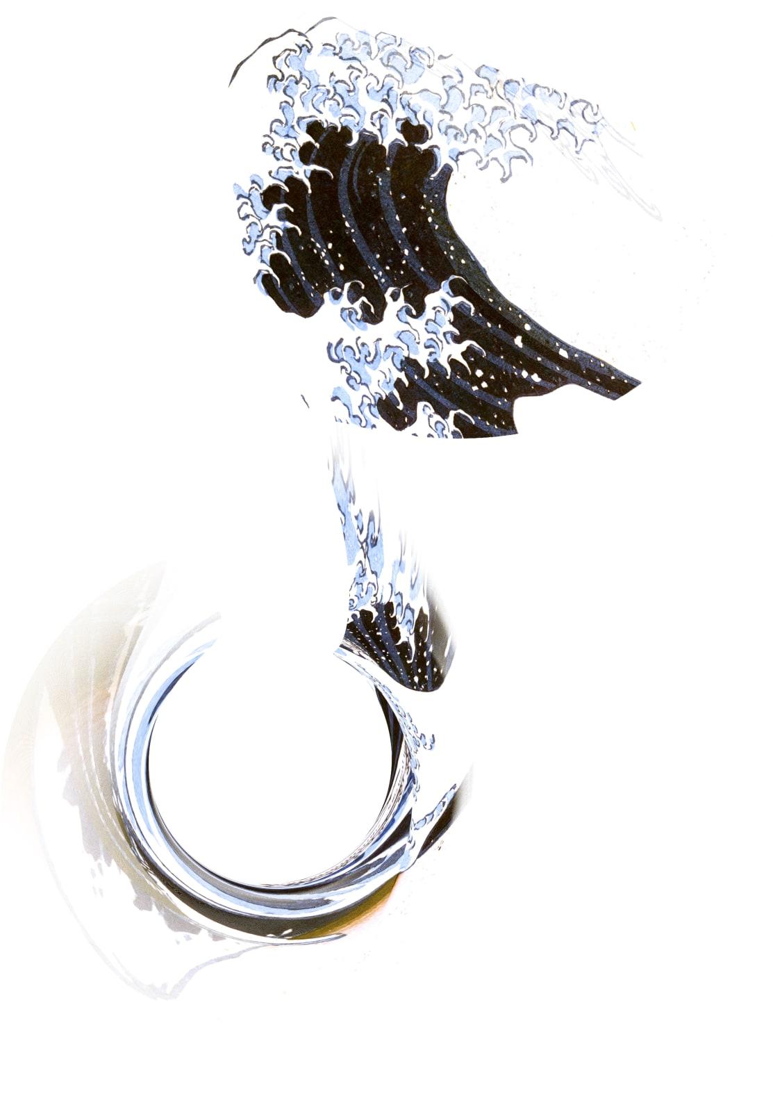 Hokusai Curve, 2021