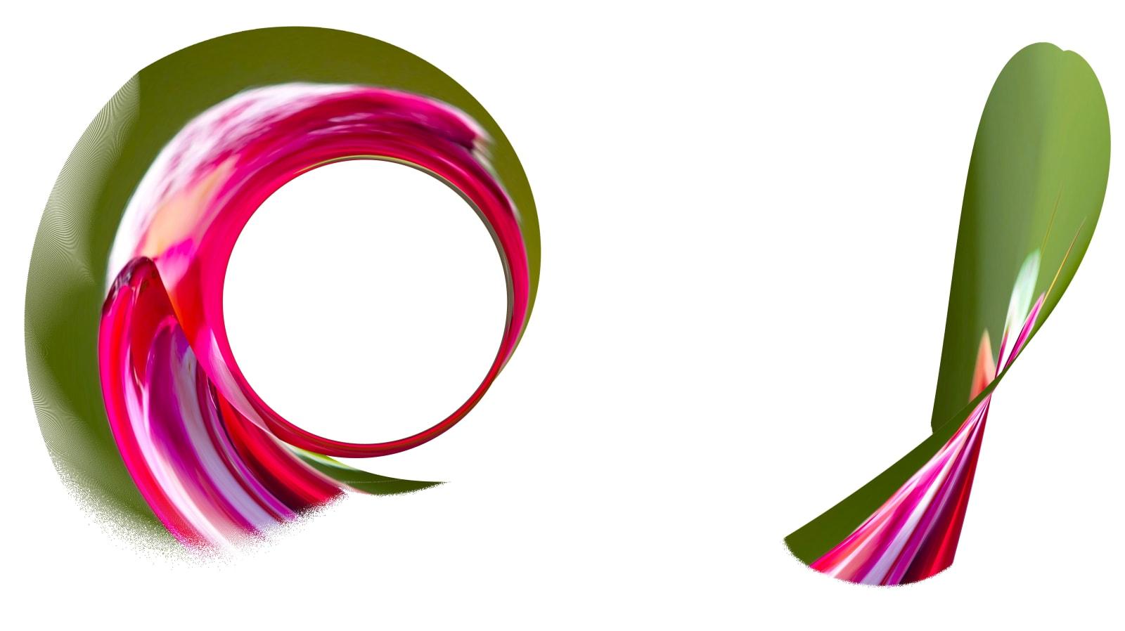 Pink Spin, 2021