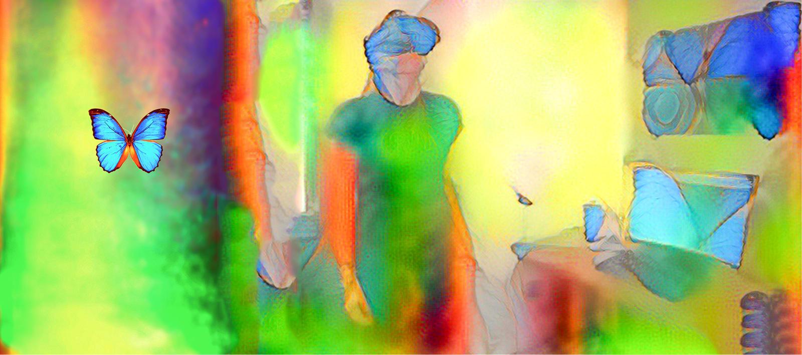 Pamela Davis Kivelson, #59 Opal VR Lab, 2019