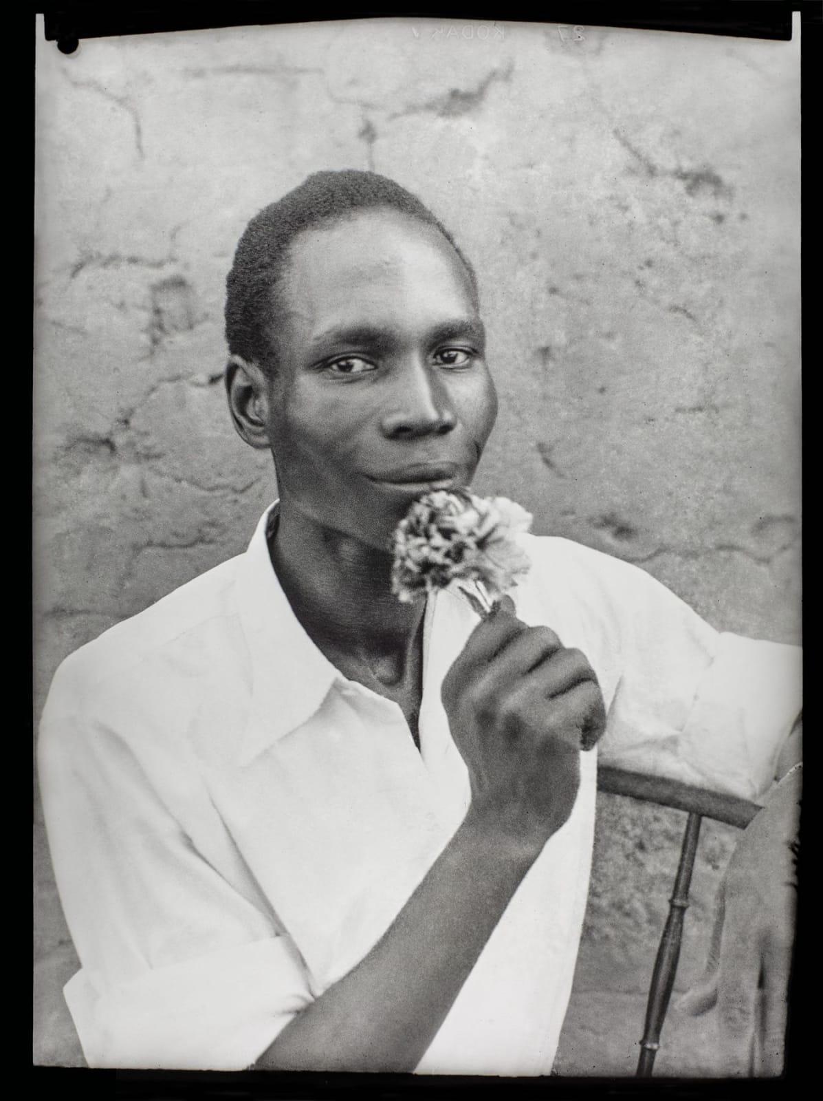 Self-portrait, 1950s