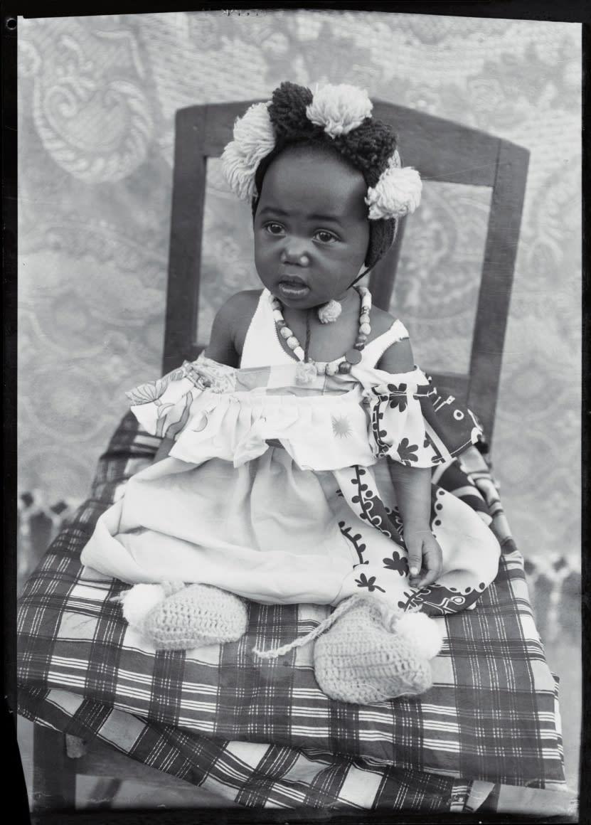 Untitled portrait, 1950's
