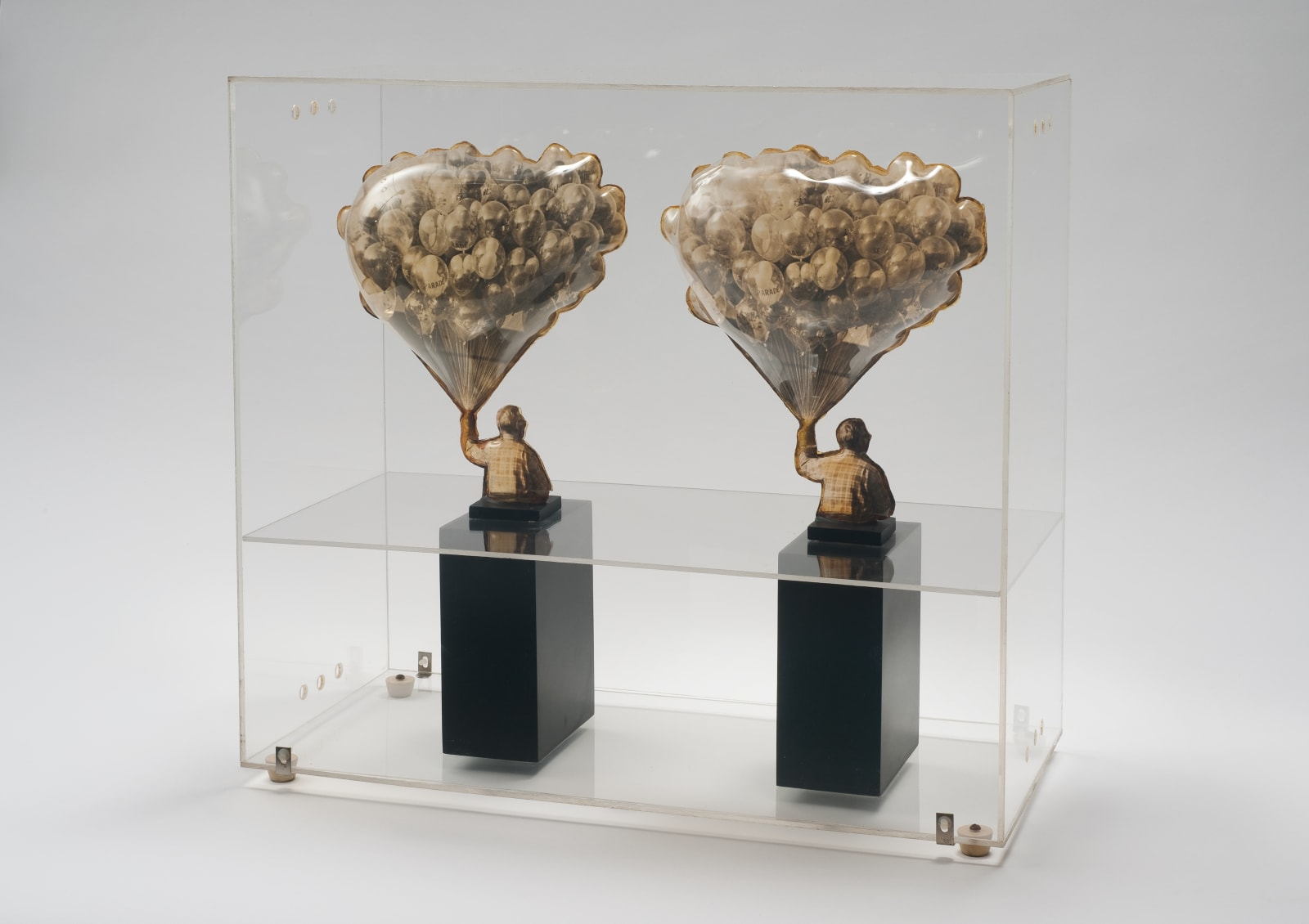 Carl Cheng, Sculpture for Stereo Viewers