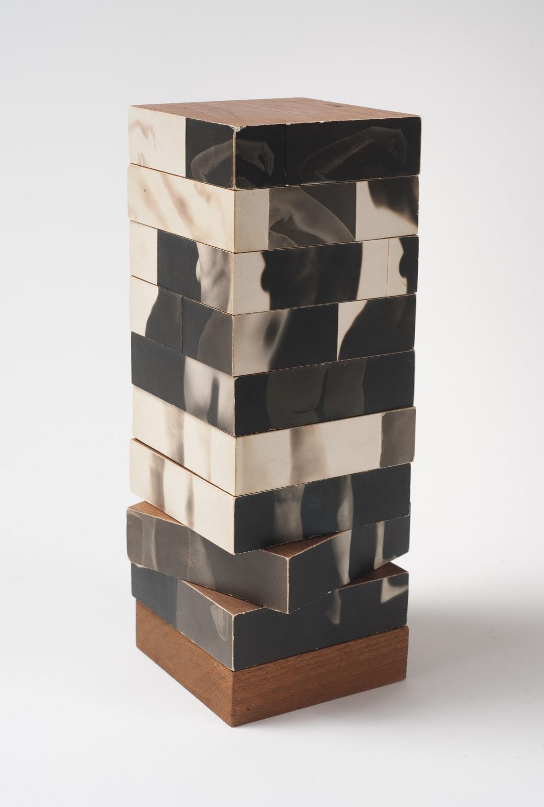 Robert Heinecken, Fractured Figure Sections