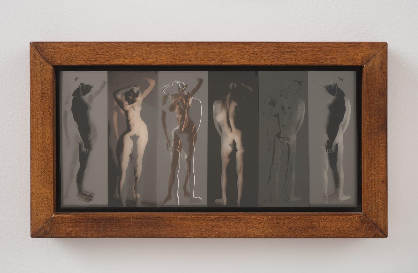 Robert Heinecken, Six Figures