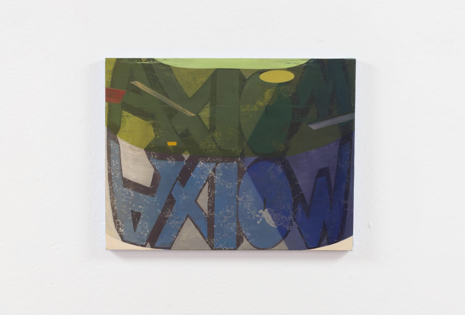 Daniel Dove Moixa, 2019 Oil on canvas 26 x 34 in 66 x 86.4 cm