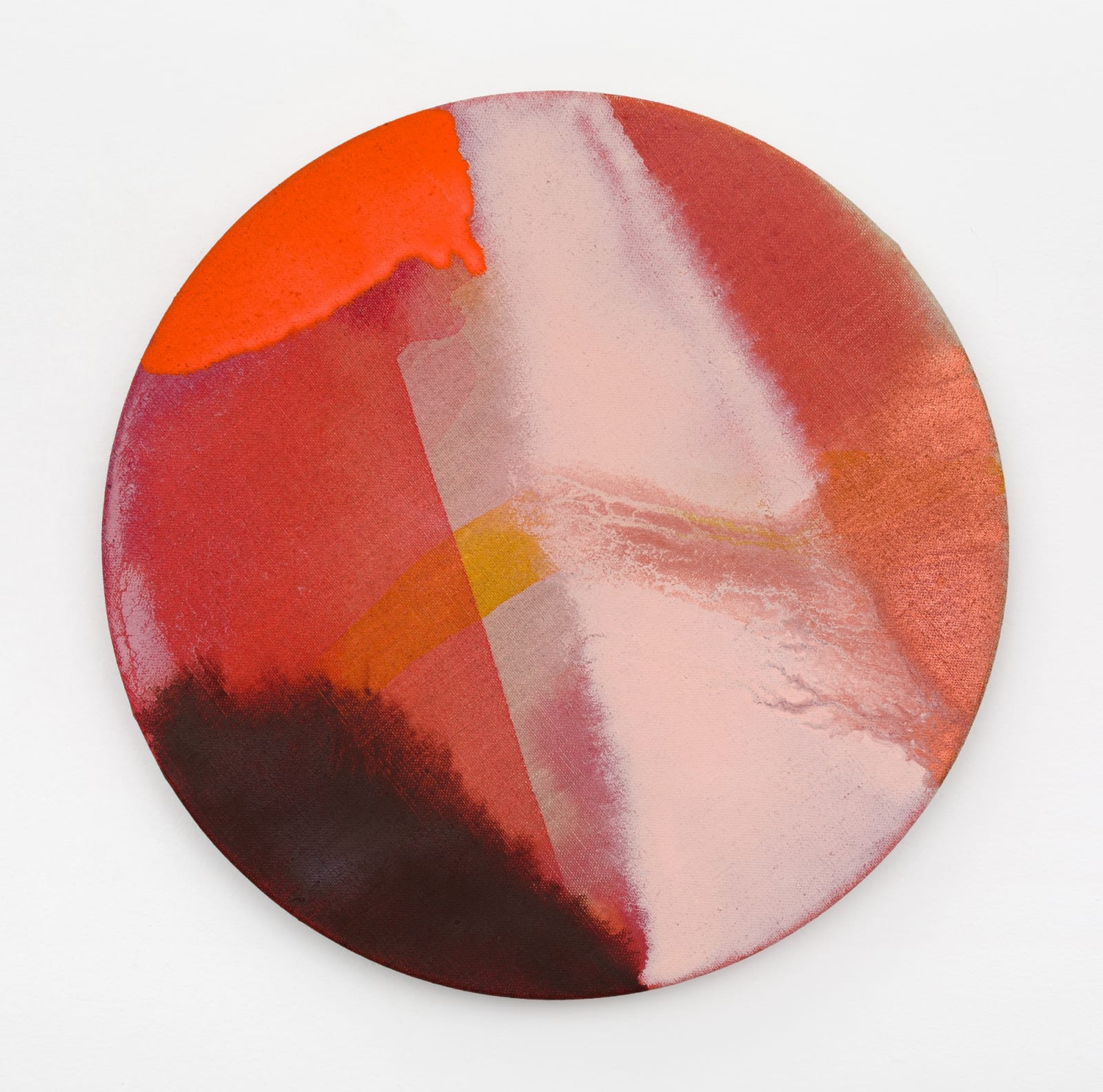 Pamela Jorden Interval (orange), 2020