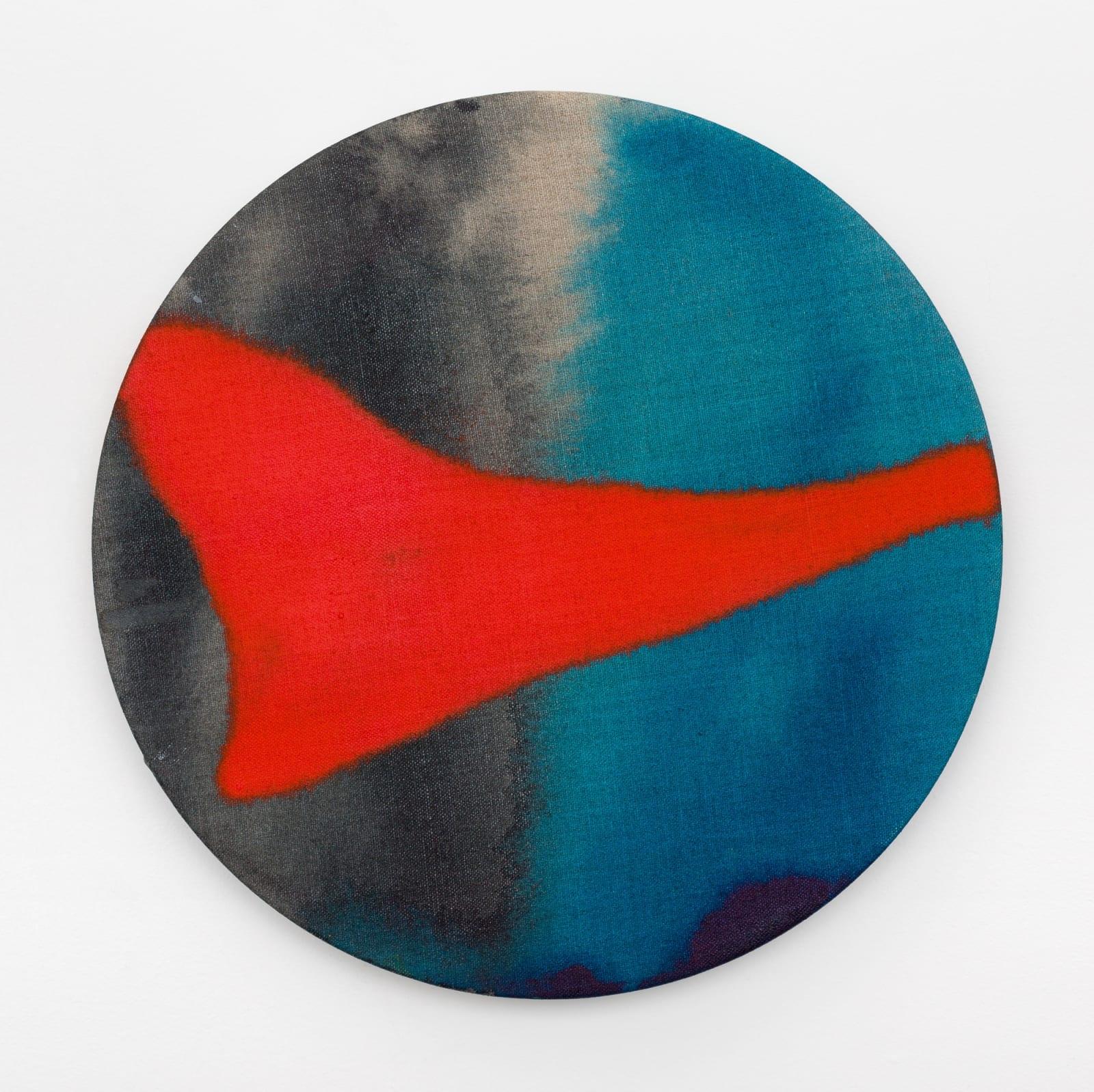 Pamela Jorden Interval (red), 2020