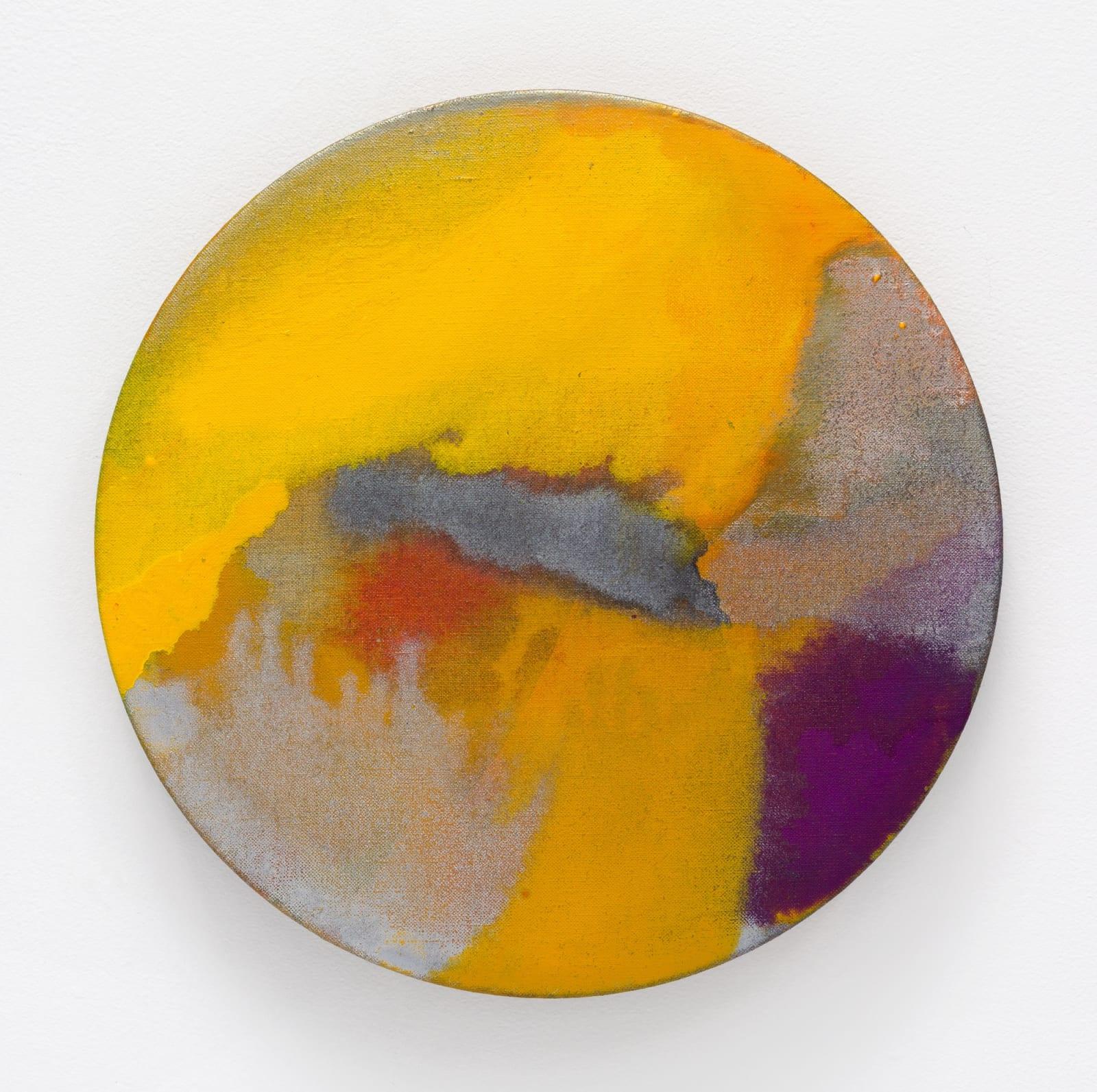 Pamela Jorden Interval (yellow), 2020