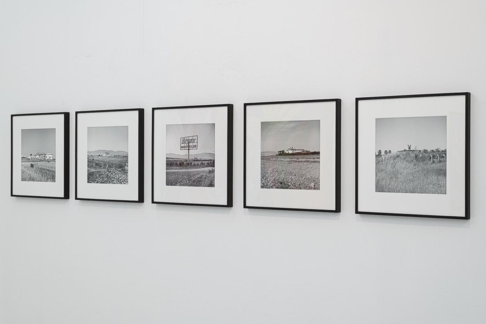 Mustafa Hulusi, Cyprus Realism, Pi Artworks, 2019, Install shot