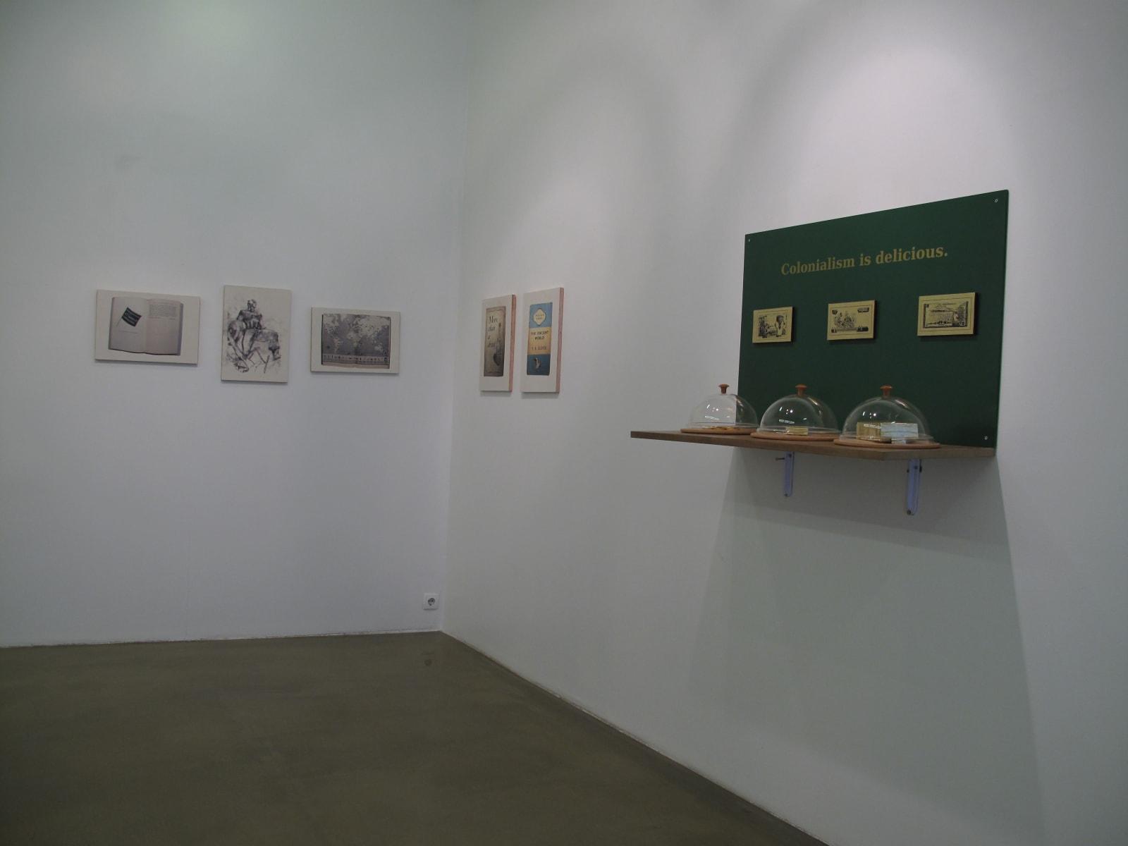 Azadeh Akhlaghi, Volkan Aslan, Nancy Atakan, Sam Curtis, Mehmet Dere, Carol Sabbadini, Anna Heidenhain, Borga Kantürk