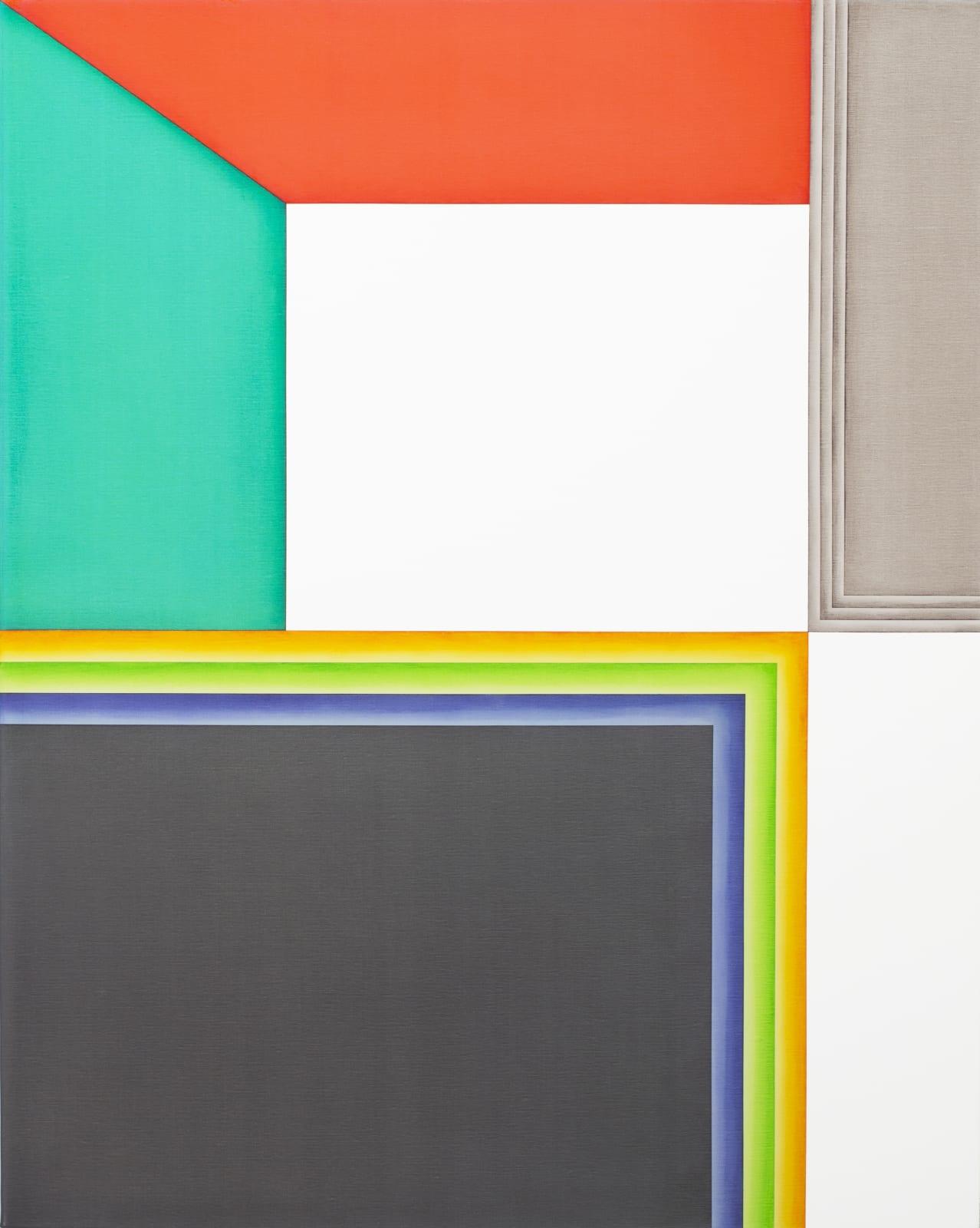 Selma Parlour, Eftsoons III, 2020, 76.2 x 60.96 cm