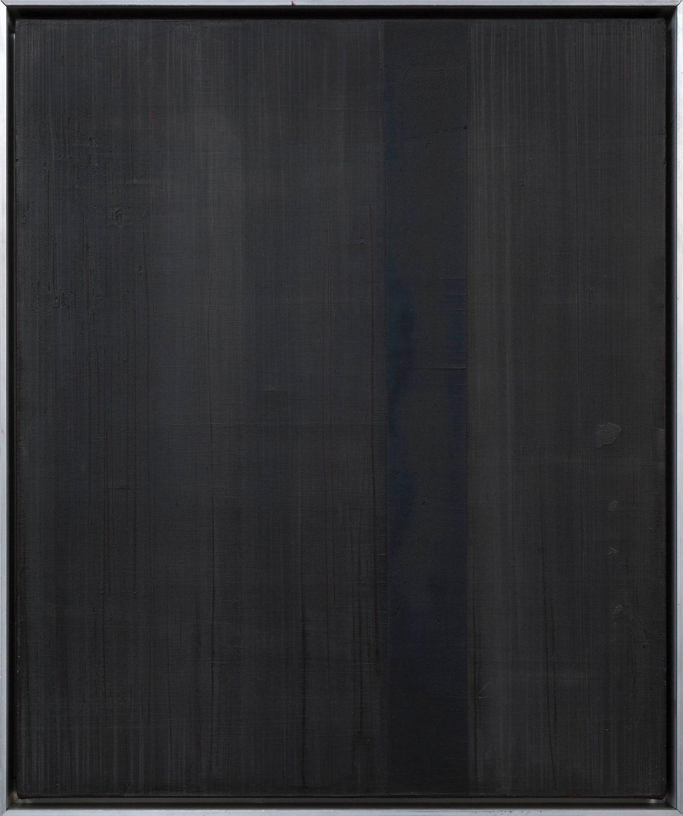 Untitled 2010-2018 Graphite on canvas 60 x 50 cm