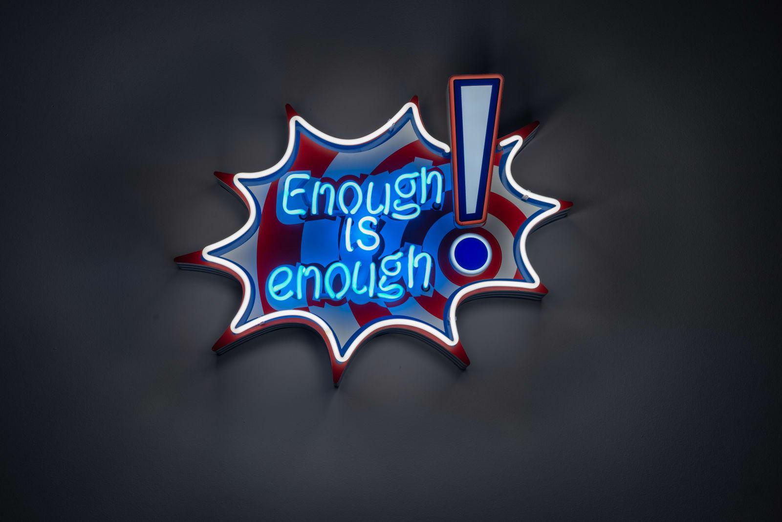 Enough is enough, 2019