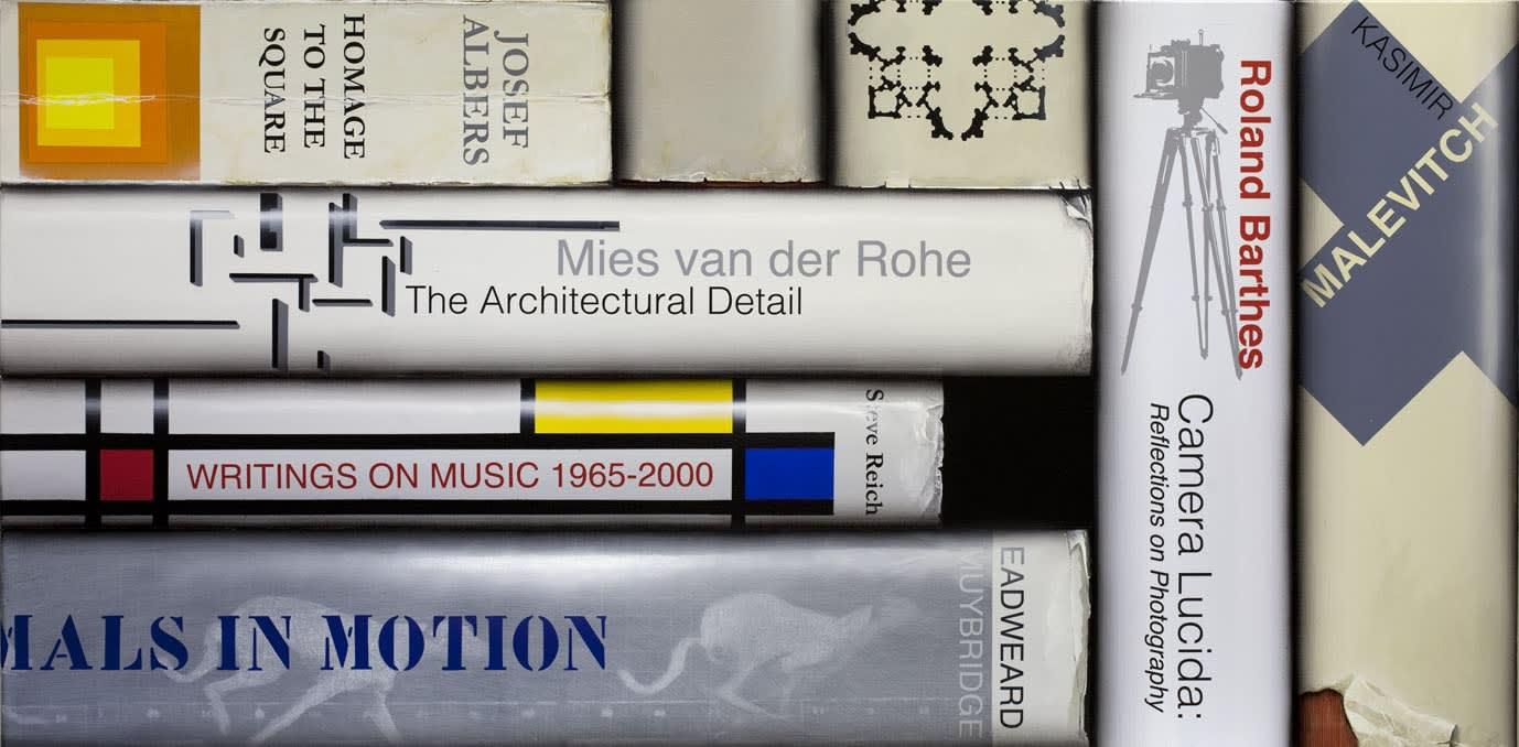 Vanitas 15.09.14 (White Malevich Composition)