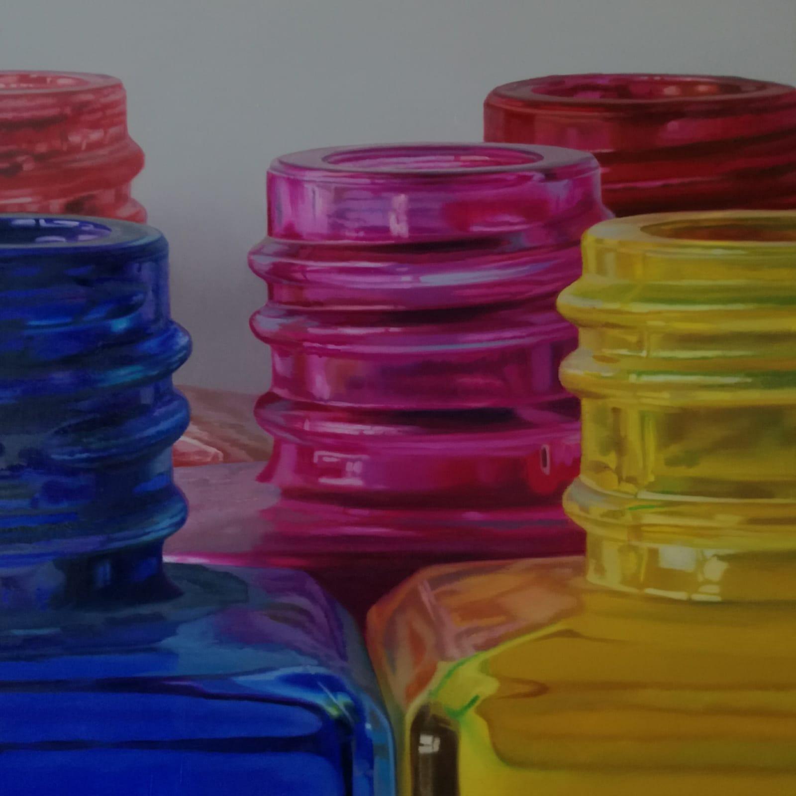 Javier Banegas, Colour Fragment