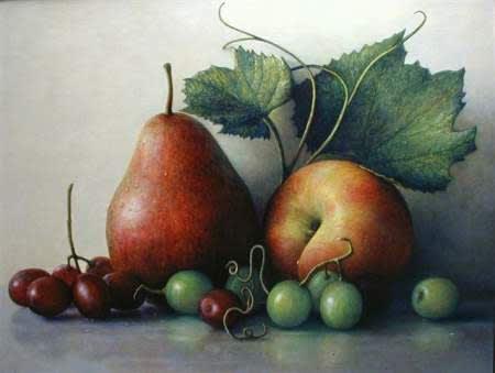 James Del Grosso Oakland Grapes