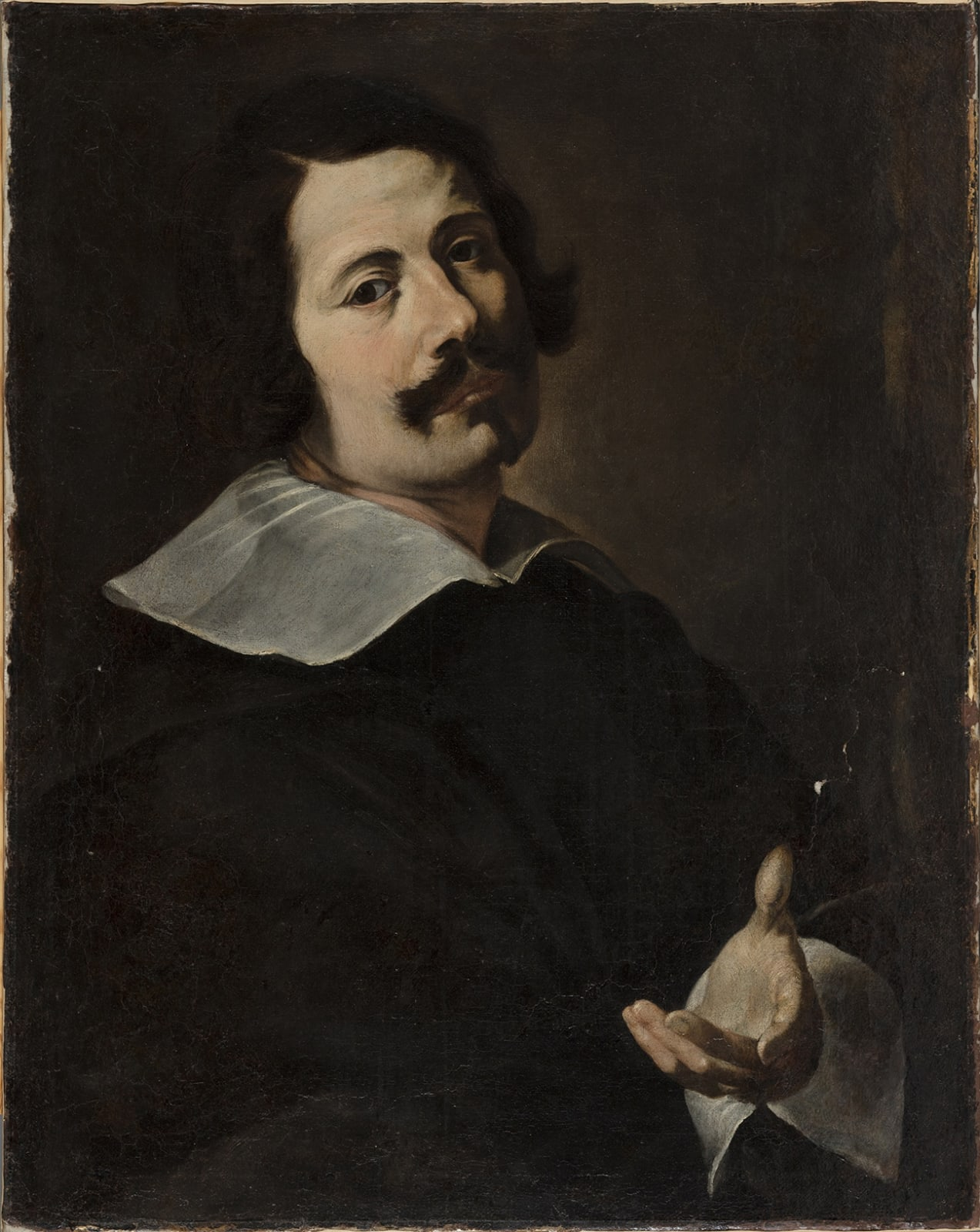 Roman School, c. 1630 Portrait