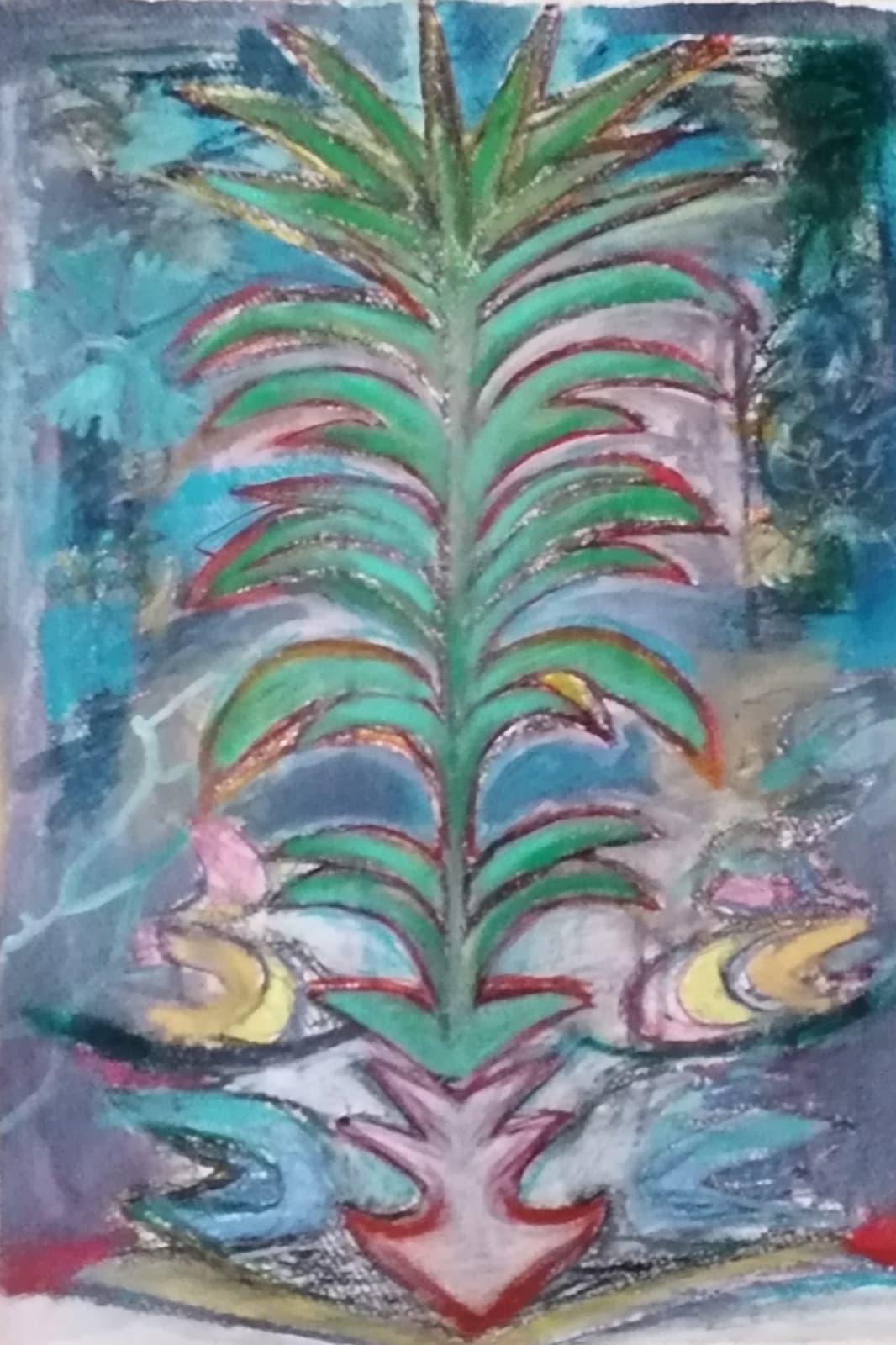 COSTANZA CHIA, TREE, 2020