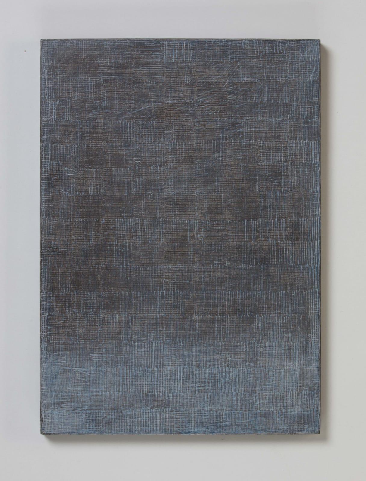 Moylisha 2020 oil on panel on wood 51.5 x 36.5 cm / 20 x 14 in