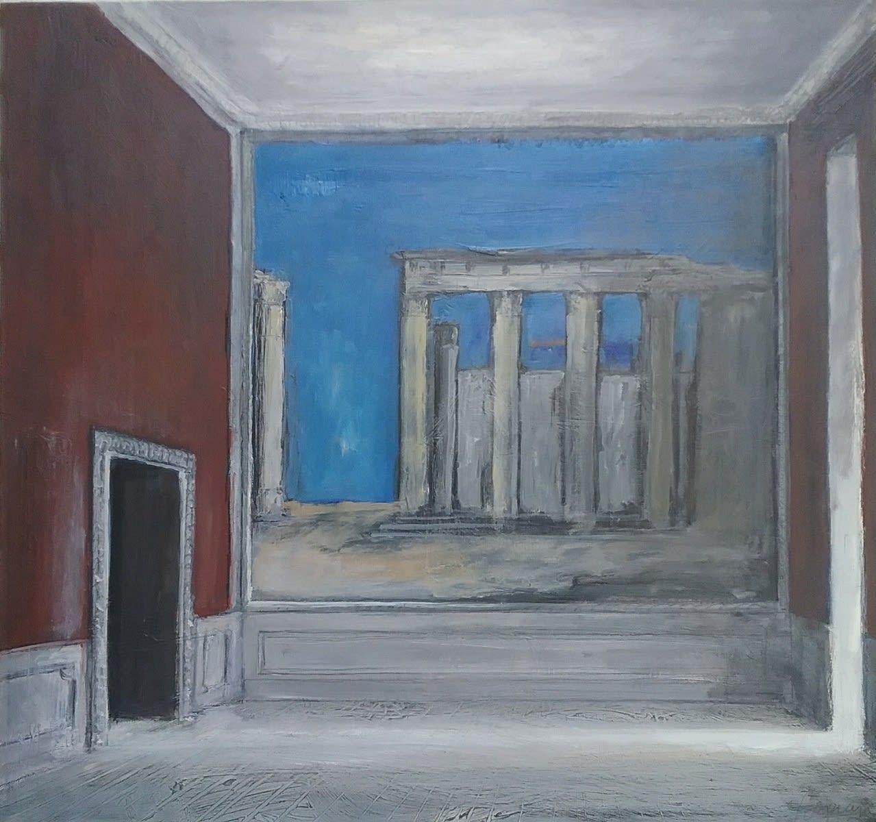 Pierre Bergian, Ruins , 2018